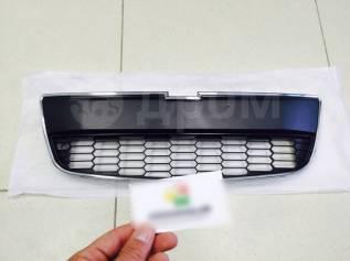 Решетка радиатора. Chevrolet Aveo, T300 Двигатель F16D4