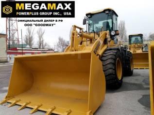 Megamax. Фронтальный погрузчик GL 300L (США-КНР), 2 800кг., Дизельный, 1,80куб. м.