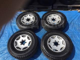 """Продам комплект колес. 6.5x15"""" 6x139.70 ЦО 110,0мм."""