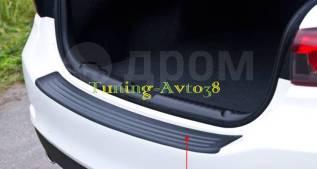 Накладка на бампер. Mazda Mazda6, GJ, GJ521, GJ522, GJ523, GJ526, GJ527 Двигатели: PEY5, PEY7, PYY1, SHY1