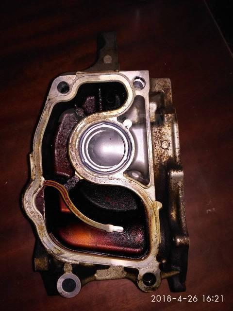 Двигатель в сборе. Honda CR-V, RD8 Двигатели: K20A, K20A4
