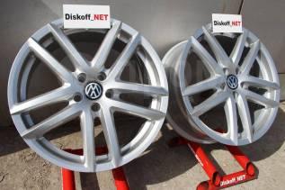"""Volkswagen. 7.0x17"""", 5x100.00, ET45, ЦО 73,1мм."""