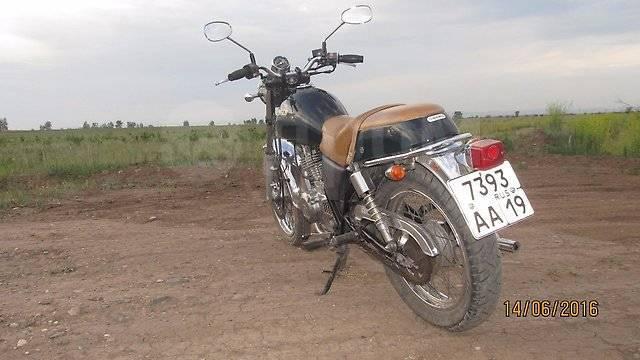 Suzuki TU 250X. 250куб. см., исправен, птс, с пробегом