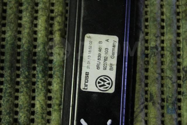 Стеклоподъемный механизм. Volkswagen Polo, 602, 6R1, 612 Двигатели: CFW, CBZB, CWVA, CLSA, CFNB, CFNA, CZCA, CGPA, CGPB, CLPA, CDDA, CGGB