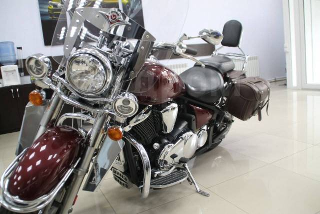 Kawasaki VN Vulcan 900 Classic. 900куб. см., исправен, птс, с пробегом
