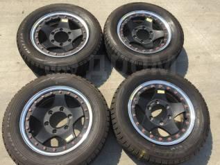 "205/60 R15 Bridgestone Blizzak VRX литые диски 6х139.7 (K13-1508). 6.5x15"" 6x139.70 ET25"