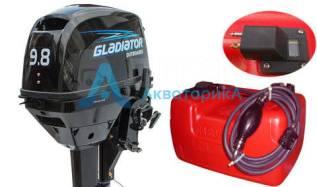 Gladiator. 9,80л.с., 2-тактный, бензиновый, нога S (381 мм), 2018 год год. Под заказ