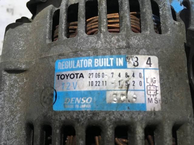 Генератор. Toyota Vista, SV55 Toyota Vista Ardeo, SV55, SV55G Двигатель 3SFE
