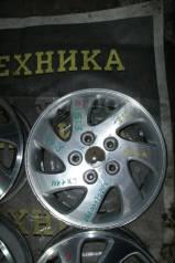 """Литые диски. 5.0x15"""", 5x114.30, ET50, ЦО 66,0мм."""