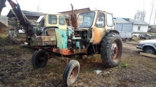 ЮМЗ 6. Трактор ЮМЗ-6, 62 л.с.