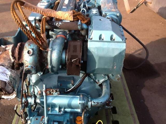 Yanmar. 140,00л.с., 4-тактный, дизельный, 2001 год год