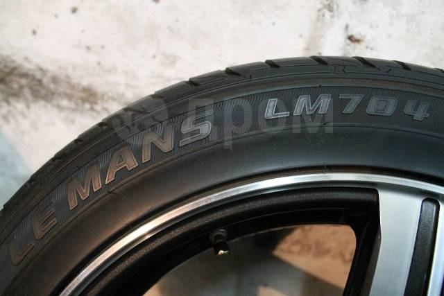 Dunlop SP Sport LM704. Летние, 2012 год, 20%, 4 шт