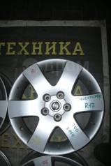 """Литые диски. 6.5x17"""", 5x114.30, ET40, ЦО 66,0мм."""