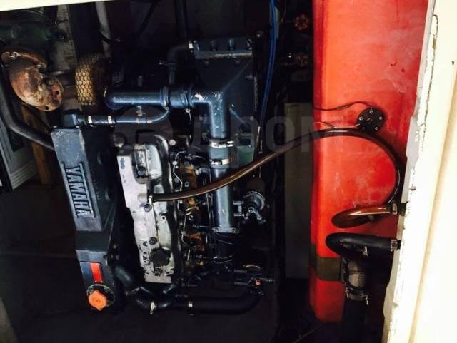 Yamaha YDX. 1995 год год, длина 8,50м., двигатель стационарный, 130,00л.с., дизель
