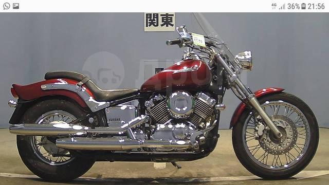 Yamaha. 400куб. см., исправен, птс, без пробега