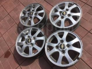 """Chevrolet. 5.0x14"""", 4x114.30, ET49, ЦО 68,0мм."""
