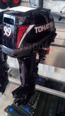 Tohatsu. 9,90л.с., 2-тактный, бензиновый, нога S (381 мм), 2018 год год