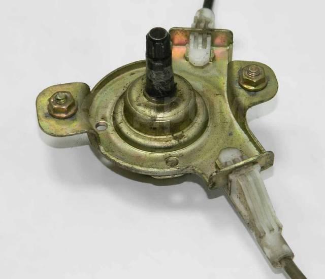 Стеклоподъемный механизм. Chevrolet Lanos