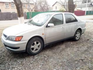 Toyota Vista. Без водителя