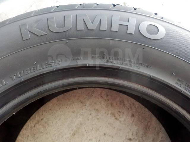 Kumho Solus/Ecsta HS51. Летние, 2018 год, без износа, 4 шт