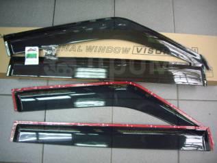 Ветровик на дверь. Nissan Patrol, Y62
