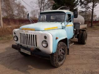 ГАЗ 52-01. Продам ассанезатор газ 52, 3 500куб. см., 5 000кг.