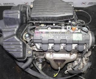Двигатель в сборе. Honda: Civic Shuttle, Concerto, Civic, CR-X, Integra SJ, Capa, Civic Ferio, Domani, Partner Двигатели: D15B, D15B2, D15B3, D15B4, D...