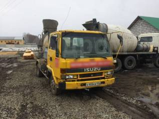 Isuzu Forward. Исузу форвард, 7 127 куб. см., 2,50 куб. м.