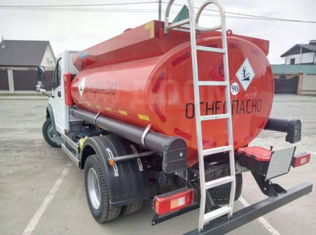 ГАЗ. Топливозаправщик, 4 400куб. см. Под заказ