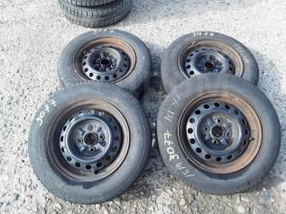 "Комплект колес Yokohama S208 155/80/13. x13"" 4x100.00"