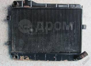 Радиатор охлаждения двигателя. Лада 2104, 2104 Лада 2105, 2105 Лада 2107, 2107 Двигатель BAZ2104