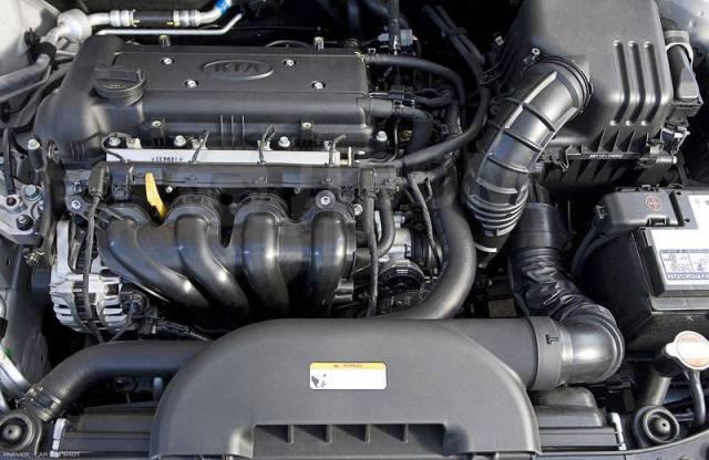 Двигатель в сборе. Kia: Rio, Sorento, cee'd, Cerato, Sportage Двигатели: A5D, D4BB, G4EE, G4FA, G4FC, G4FD, G4LC, D4CB, D4HB, G4JS, G4KE, G6CU, G...