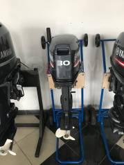 Yamaha. 30,00л.с., 2-тактный, бензиновый, нога S (381 мм), 2018 год год