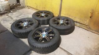 """Комплект новых зимних колёс. 7.0x16"""" 5x100.00, 5x114.30 ET40 ЦО 73,1мм."""