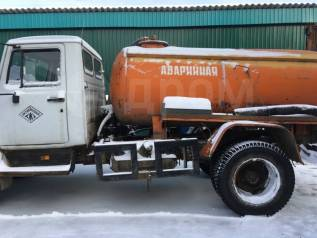 ГАЗ 3307. Продаётся асанизаторная машина газ 3307