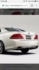 Обвес кузова аэродинамический. Toyota Crown, GRS204, GRS203, GRS200, GRS202, GWS204, GRS201 Двигатели: 2GRFSE, 3GRFSE, 4GRFSE