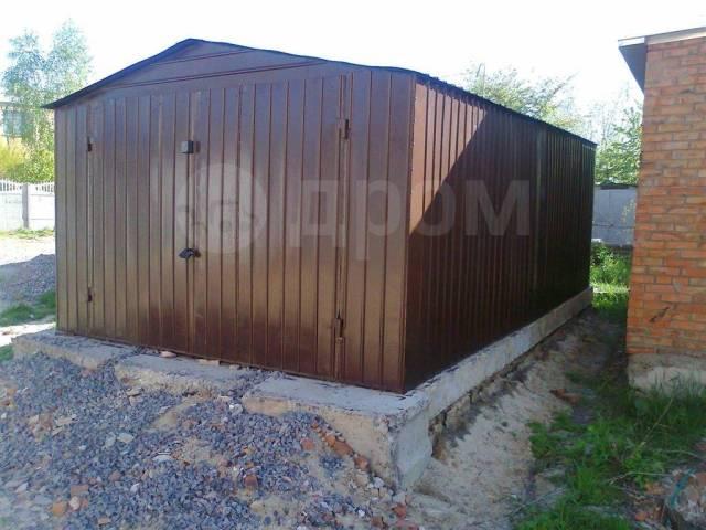 Куплю металический гараж томск как правильно построить гараж своими руками