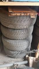 """Продам комплект колес диски +шины Yokohama Geolandar A/T-S 265/70 R16. 7.5x16"""" 6x139.70 ET46"""