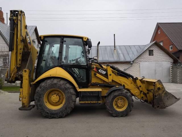 Caterpillar 428F. Продам погрузчик-экскаватор CAT 428F, 1,00куб. м.