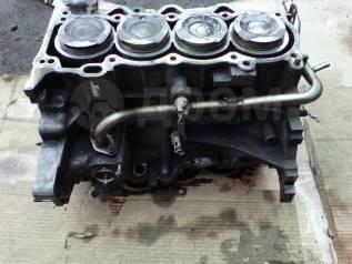 Блок цилиндров. Toyota Corolla, NZE121 Двигатель 1NZFE