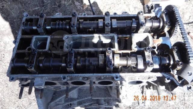 Двигатель в сборе. Mazda MPV Двигатель L3DE