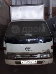 Toyota Dyna. Продам Тойта Дюна 1995 г. в, 4 100куб. см., 2 000кг.