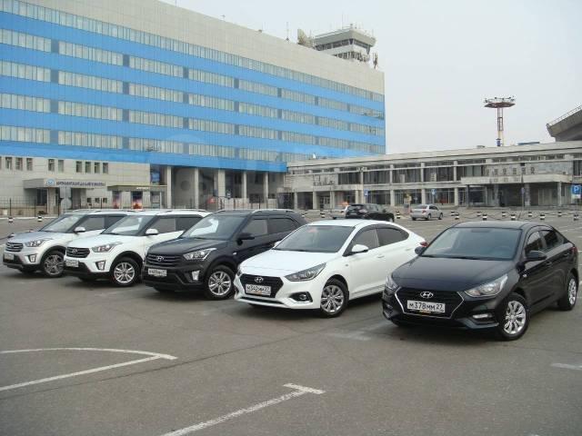 Прокат автомобилей по Дальнему Востоку! Тойота правый/левый руль КАСКО. Без водителя