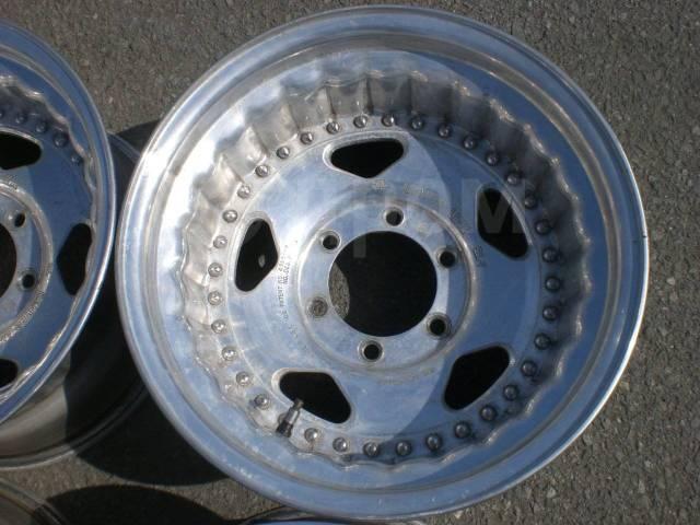 "Centerline Wheels. 9.0x16"", 6x139.70, ET-40, ЦО 110,1мм."