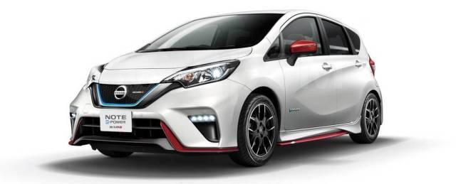 Кузовной комплект. Nissan Note, E12