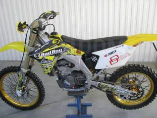 Suzuki. 450куб. см., исправен, без птс, с пробегом