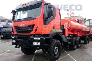 Iveco Trakker. Тягач Iveco-АМТ 633910 6x6 в комплектации для перевозки опасных грузов, 12 880куб. см., 85 000кг., 6x6. Под заказ