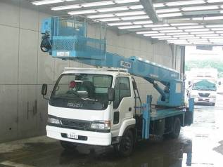 Isuzu Forward. , 7 160 куб. см., 26 м. Под заказ