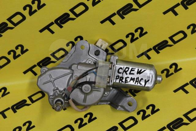 Мотор стеклоочистителя. Mazda Premacy, CR3W, CREW Mazda Mazda5, CR Двигатели: L3VE, LFDE, LFVD, LFVDS, LFVE
