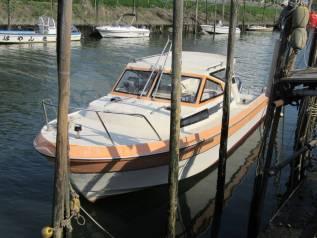 Yamaha Fish 24. 1984 год год, длина 6,58м., двигатель подвесной, 140,00л.с., бензин. Под заказ